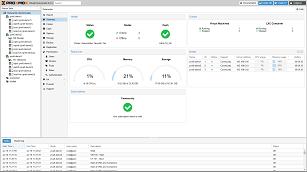 Proxmox VE 6 0 Cluster Summary small